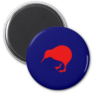 new zealand roundel kiwi low visibility magnet