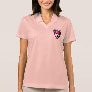 New Zealand Soccer Polo Shirt