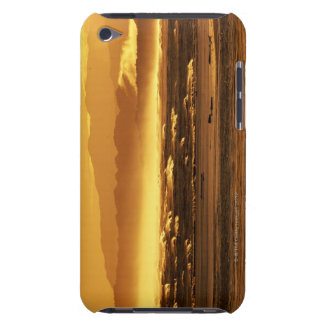 New Zealand, South Island, ocean waves and iPod Touch Cases