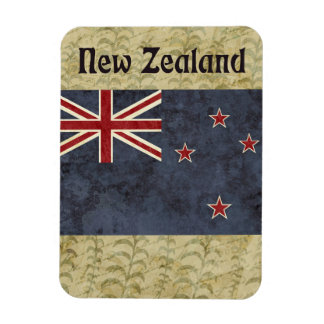 New Zealand Souvenir Magnet