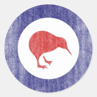 NEW ZEALAND STICKERS