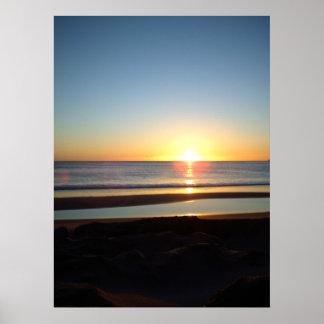 New Zealand Sunrise Posters
