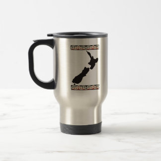 NEW ZEALAND Travel/Commuter Mug