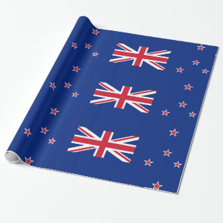 New Zealand Wrapping Paper