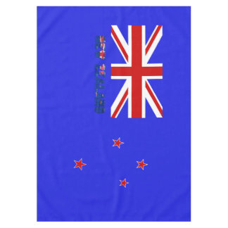 New Zealander flag Tablecloth