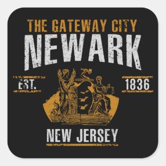 Newark Square Sticker