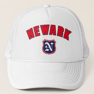 Newark Throwback Trucker Hat