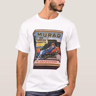 newartsweb - Murad Cigarettes  T-Shirt