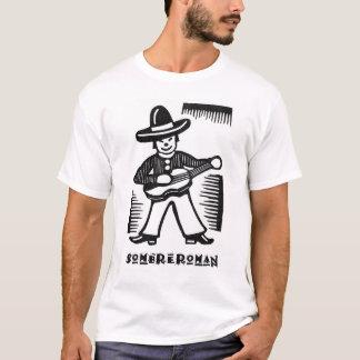 newartsweb - Sombreroman (musica picante)  T-Shirt