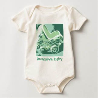Newborn Rockabye Baby Baby Bodysuit