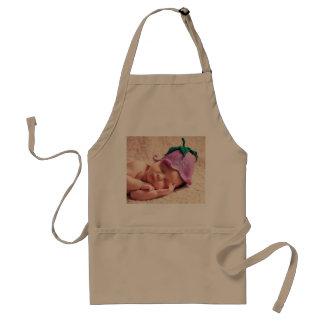 newborn standard apron