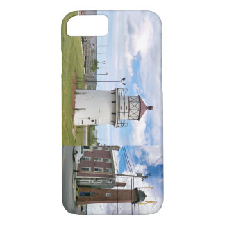 Newburyport Range Lights Massachusetts iPhone Case