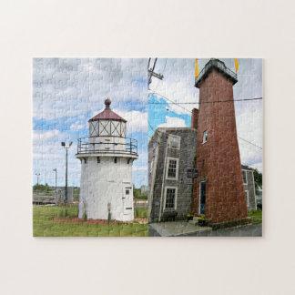 Newburyport Range Lights, Massachusetts Puzzle