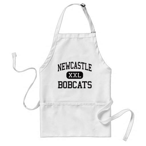 Newcastle - Bobcats - High - Newcastle Texas Apron