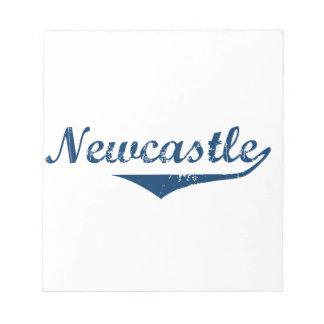 Newcastle Notepad