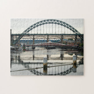 Newcastle Upon Tyne. Jigsaw Puzzle
