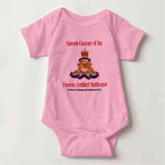 Newest Gunner of the Francis Artillery Re... T Shirts