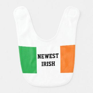 """""""Newest Irish"""" Bib"""