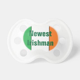 """Newest Irishman"" Pacifier"