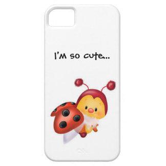 Newest LadyBug iPhone 5 Case