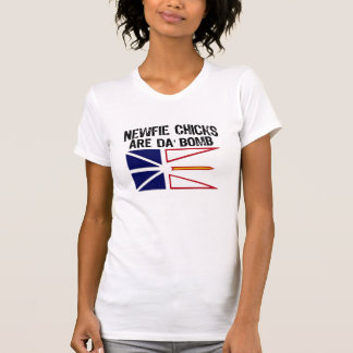 Newfie Humour Tshirts