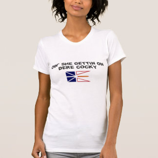 Newfie Slang Tee Shirts