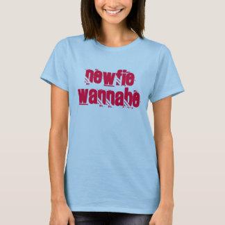 NEWFIE WANNABE T-Shirt
