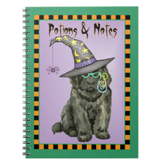 Newfie Witch Notebooks