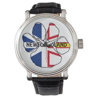Newfoundland_and_Labrador flag name paw Watch