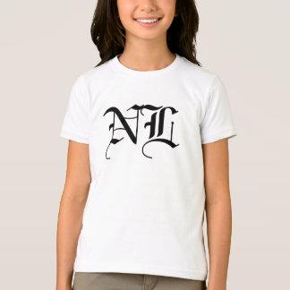 Newfoundland and Labrador Initials T-Shirt