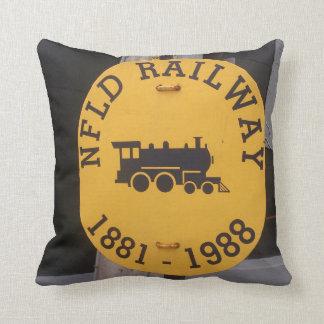Newfoundland Cushion