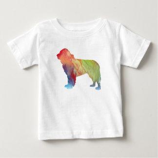 Newfoundland Dog Art Baby T-Shirt