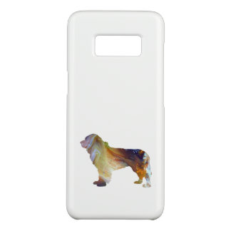 Newfoundland Dog Art Case-Mate Samsung Galaxy S8 Case