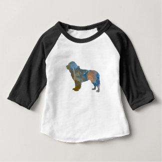 Newfoundland Dog Baby T-Shirt