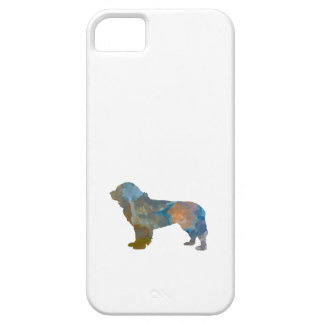 Newfoundland Dog Barely There iPhone 5 Case