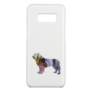 Newfoundland Dog Case-Mate Samsung Galaxy S8 Case