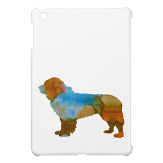 Newfoundland dog iPad mini case
