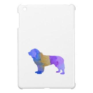 Newfoundland Dog iPad Mini Cover