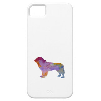 Newfoundland Dog iPhone 5 Cover