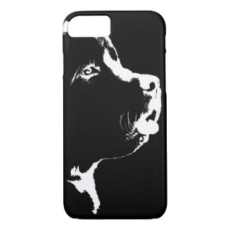 Newfoundland Dog iPhone 7 Case Newfoundland Case