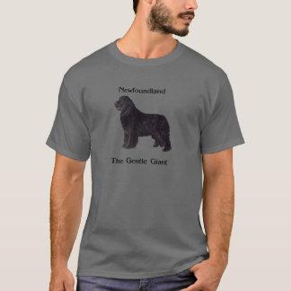 Newfoundland Dog The Gentle Giant T-Shirt