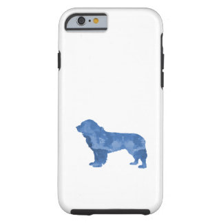 Newfoundland Dog Tough iPhone 6 Case