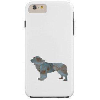 Newfoundland Dog Tough iPhone 6 Plus Case