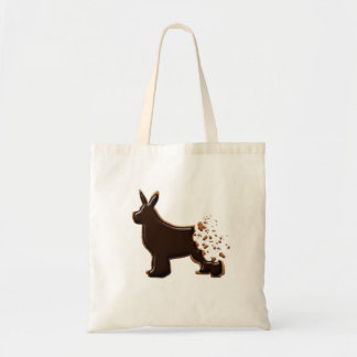 Newfoundland Easter Cookie Tote Budget Tote Bag