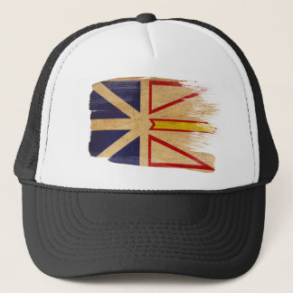 Newfoundland Flag Trucker Hat