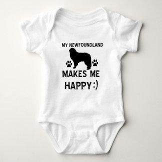 Newfoundland gift items baby bodysuit
