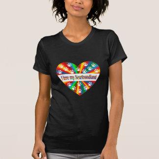 Newfoundland Love T-Shirt