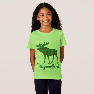 Newfoundland  moose customizable shirt