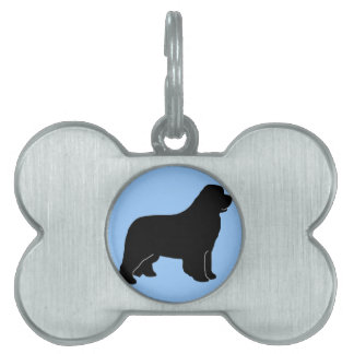Newfoundland newfie newf pet tag