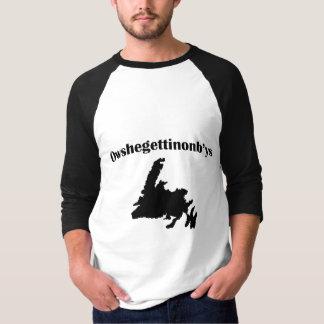 Newfoundland Newfie Slang T-Shirt